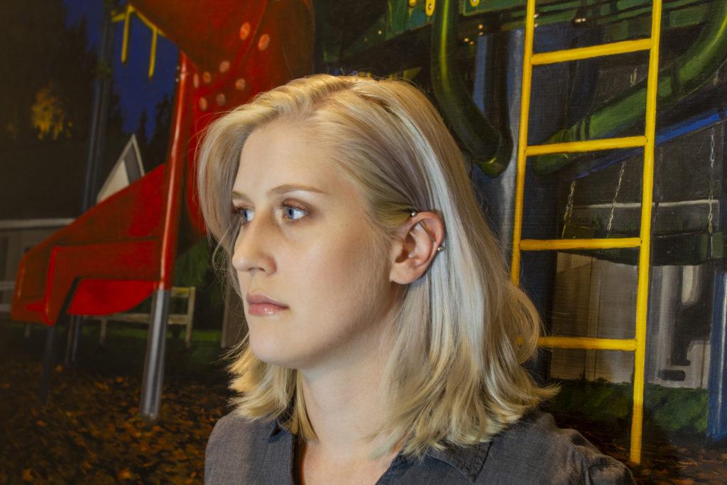 Ericka Sobrack Headshot