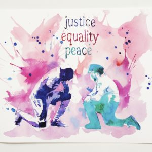 Justice Equality Peace